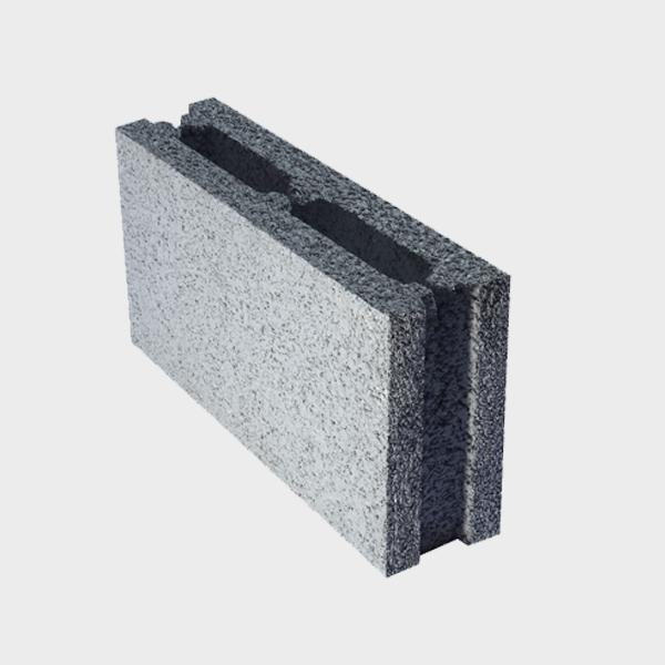 بلوک ۲۰ ۱۰ ۴۰ دو جداره ویژه ارنمای کنار