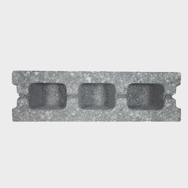 بلوک ۲۰ ۱۴.۵ ۴۹ دو جداره ویژه از نمای بالا